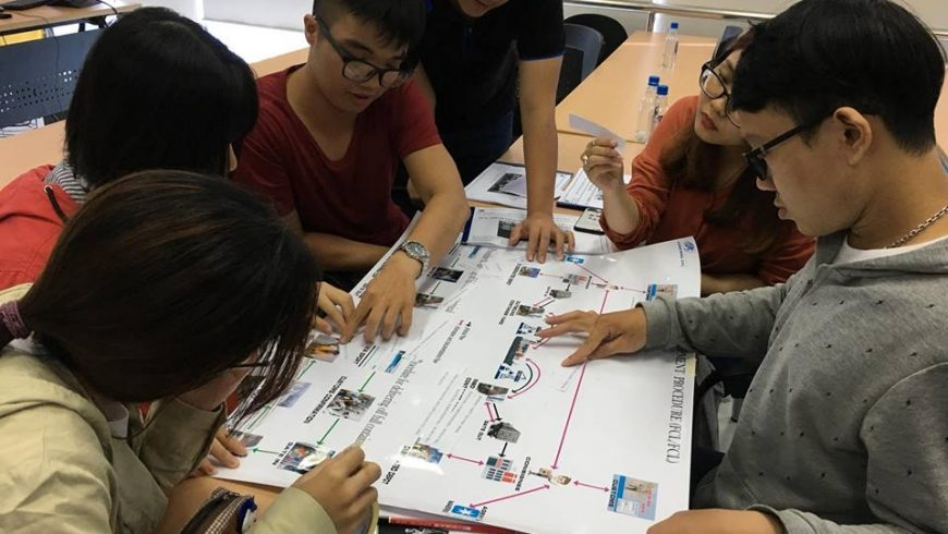 Quy trình giao nhận hàng FCl-LCL dành cho các bạn sinh viên Đại Học RMIT