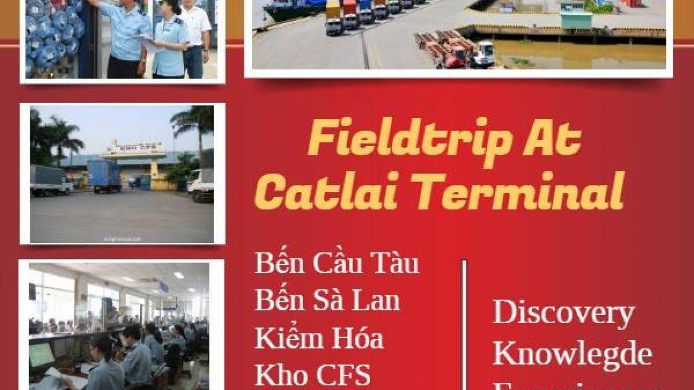 Chương trình: học tập và tham quan thực tế tại Cảng chỉ có tại Tân Cảng – STC.