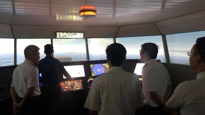 """""""Huấn luyện đào tạo, phát triển nguồn nhân lực"""" giữa Tcty Tân Cảng Sài Gòn (Saigon Newport) và Trường ĐH Hàng Hải Việt nam"""