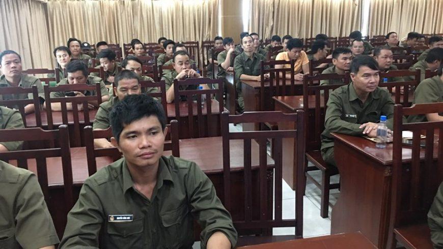 Huấn luyện An Toàn Vệ Sinh Lao Động dành cho CBCNV Tổng công ty Tân Cảng Sài Gòn