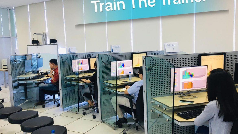TRAIN THE TRAINER  giữa Công ty TNHH PT NNL Tân Cảng-STC (TCSTC) và trường ĐH Kinh tế Tp. HCM (UEH)