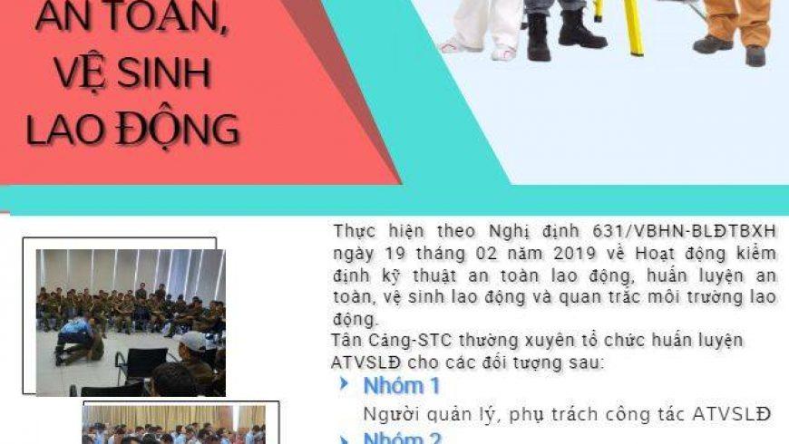 V/v HUẤN LUYỆN AN TOÀN LAO ĐỘNG –  VỆ SINH LAO ĐỘNG NHÓM 5 [TANCANG-STC]