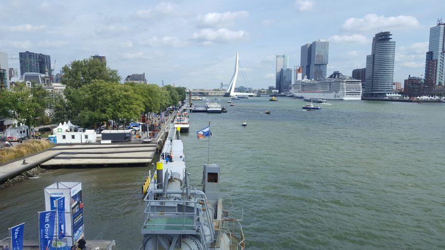 Benieuwd wat er op de Parkkade tijdens de Wereldhavendagen Rotterdamwereld te doen is?