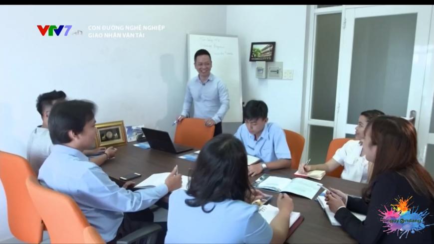 CON ĐƯỜNG NGHỀ NGHIỆP NGHỀ GIAO NHẬN VẬN TẢI FREIGHT FORWARDER HTV7
