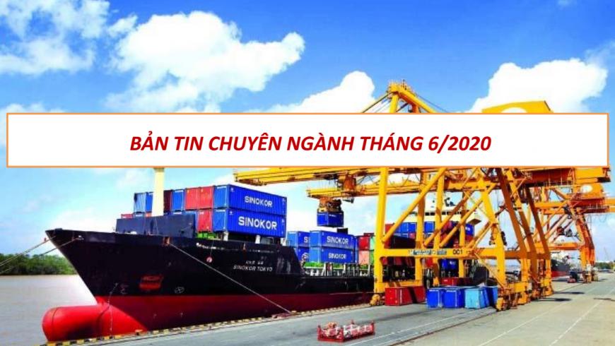 BẢN TIN CHUYÊN NGÀNH TÂN CẢNG – STC THÁNG 6/2020.