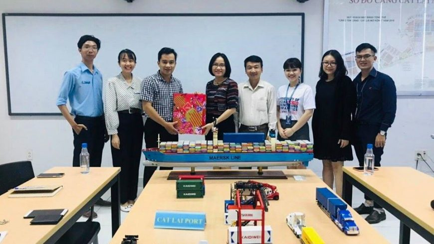 Hợp tác giữa Trung tâm Đào tạo Quốc tế, Công ty Du lịch Văn Khoa – Trường ĐH KHXH&NV và Tân Cảng-STC