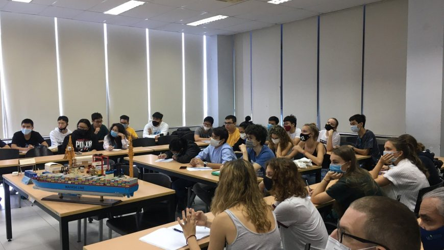 Khai giảng lớp Tiếng Anh 2